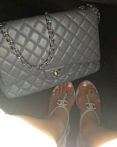 # Chanel - love the sandels
