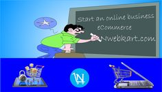 eCommerce is the platform that offer you to sell your product globally.So if you have decided that your going to begin your business than you have to go with so many professional business expert's choice nwebkart. They give you several kind of vital integration and build a attractive web design for you.