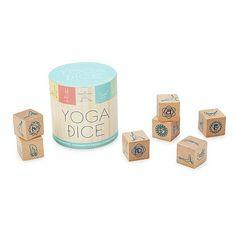 Yoga Dice