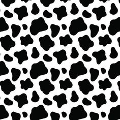 Cow Print Black & White Multi-Pack Printed Craft Vinyl 3 Sheets for Vinyl Cutters Animal Print Wallpaper, Retro Wallpaper, Aesthetic Pastel Wallpaper, Wallpaper Iphone Cute, Aesthetic Backgrounds, Pink Aesthetic, Pattern Wallpaper, Cute Wallpapers, Aesthetic Wallpapers