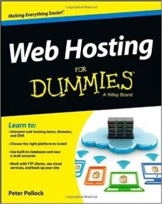 A series of Business Tips from the book: Web Hosting For Dummies By Peter Pollock (Web or self hosted)… means that you have complete control of how your website is made available to the world…