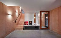 Nice slab, nice stairs.  The Mill, Scottish Borders on Architizer