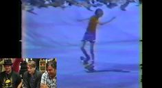 Tony Hawk Freestyle Footage From 1983 (Clip)