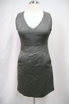 #Gap dress from #Goodwill on Thrift and Shout blog. see more at thriftandshout.blogspot.com