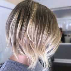 Found my next hair cut and maybe color!!!