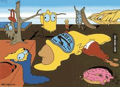 Art of The Simpsons