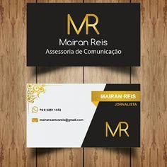 Cliente Mairan Reis: cartão de vista