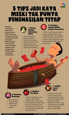 Tak Punya Gaji Tetap, Ini 5 Tips agar Tabungan Melimpah Financial Quotes, Financial Tips, Reminder Quotes, Self Reminder, Business Motivation, Business Tips, Islamic Inspirational Quotes, Motivational Quotes, Knowledge Quotes