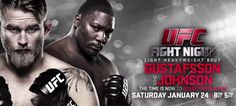 In a matchup of former Strikeforce champions, Gegard Mousasi faced Dan Henderson's in the middleweight division in a co-main event.
