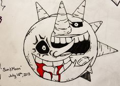 Soul Eater: Sun and Moon by Rhymer-Girl on DeviantArt