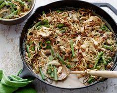 Get Best Ever Green Bean Casserole Recipe from Food Network