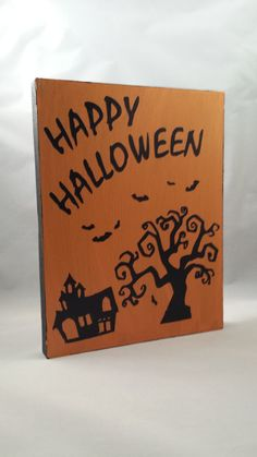 Check out this item in my Etsy shop https://www.etsy.com/listing/206473475/wooden-halloween-sign-decor from WoodNHook