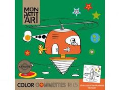 Vehicles Coloring + Sticker Book