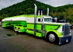 Show Trucks, Big Rig Trucks, Pickup Trucks, Peterbilt 379, Peterbilt Trucks, Custom Big Rigs, Custom Trucks, Gta 5, Big Ride