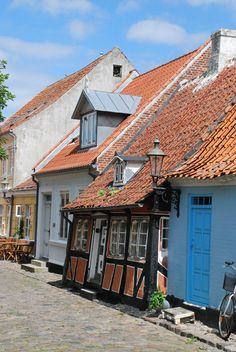 #Ærøskøbing - Denmark on the island of æro just north of Germany.   We have a passion for #heritage and share the same passion for our services in training and consultancy Goal Setting ,KPI Management http://www.jamsovaluesmarter.com