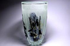 "? Iwata Fujinana ""light snowfall"" vase |"