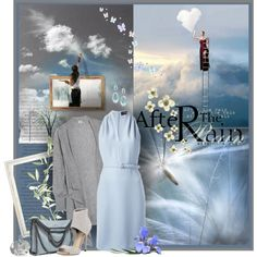 After the rain by anna-survillo on Polyvore featuring мода, Gucci, Iris & Ink, B Brian Atwood, STELLA McCARTNEY, Alexis Bittar, Lalique, StellaMcCartney and gucci