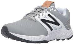 New Balance Men's 3000v3 Baseball Turf Shoes, Royal/White - 9.5 D(M) US