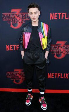 Noah Schnapp from Stranger Things Season 3 Premiere