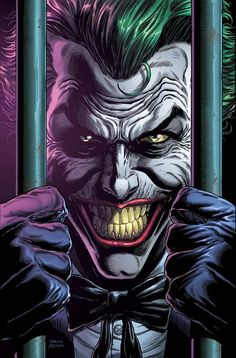 Joker Cartoon, Joker Comic, Joker Dc Comics, Batman Joker Wallpaper, Joker Wallpapers, Animes Wallpapers, Batman Artwork, Joker Kunst, Batman Kunst