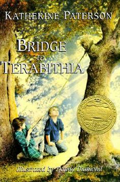 c2a3ddf2345 Bridge to Terabithia by Katherine Paterson. The life of a ten-year-old boy  in rural Virginia expands when he becomes friends with a newcomer who ...
