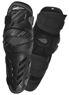 Leatt 3DF AirFlex Pro Knee Guards Motocross Dirtbike Offroad ATV