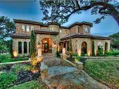 tuscan home | The Spanish Lifestyle | Pinterest | House ...