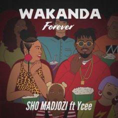 """Amiable South African songstress Sho Madjozi has dropped a lyrical grenade titled """"Wakanda Forever."""" It features Nigerian rapper Ycee. Sho Madjozi, who Joyner Lucas, Nigeria Africa, Hip Hop Albums, Sad Wallpaper, Beyonce And Jay Z, View Video, She Song, Album Songs"""
