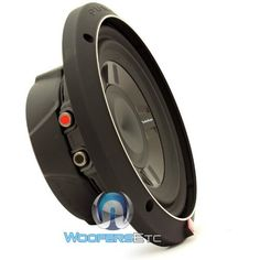 P3SD48  Rockford Fosgate 8 150W RMS Dual 4Ohm Punch Series Shallow Mount Car Subwoofer ** Want additional info? Click on the affiliate link Amazon.com on image.
