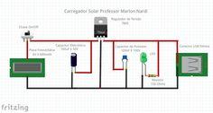 Professor Marlon Nardi Walendorff: Como Fazer um Carregador Solar para Celular Passo a Passo