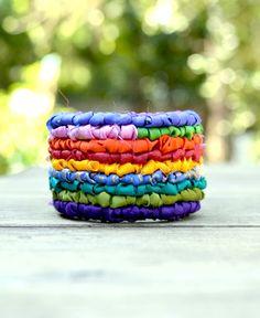 Color Crazy — Color Crazy Bangle - Locker Hooking Kit