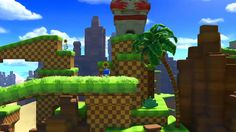 Six seconds of Sonic Forces classic Sonic gameplay