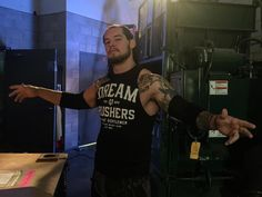 """49.8k Likes, 168 Comments - WWE (@wwe) on Instagram: """"@baroncorbinwwe could be moments away from securing his #MainEvent spot at #WrestleMania!"""""""