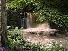 Scottish trip. Pittencrief Park, Dunfermline