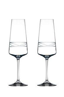 2 taças em Luxion® Pitigliano Cristal de Toscane - 35 cl