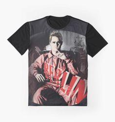 Latest T Shirt, Sell Your Art, Tshirt Colors, Cool T Shirts, Chiffon Tops, Custom Shirts, Street Art, Classic T Shirts, Vintage Hipster