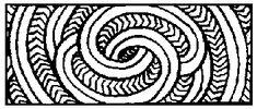 Whakarare or Korurangi Pattern Movement and experience Maori Patterns, Polynesian Art, Maori Tattoo Designs, Maori Art, Wood Carving Patterns, Pattern Drawing, Native Art, Surface Pattern, Beach Themes