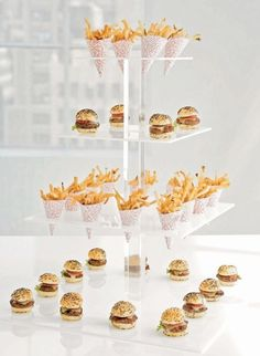 Mini Food Ideas-n American classic