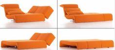 Ligne Roset Sofa: Flexible seating option