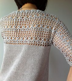 Ravelry: Julia - floral lace tunic pattern by Vicky Chan Inspiration for crochet and cloth