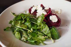 Beet Salad at Basta Trattoria