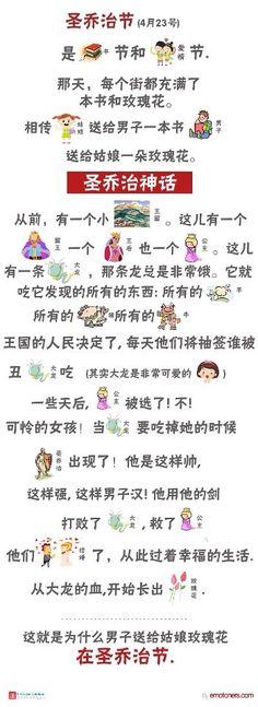 La Llegenda de Sant Jordi en xinès!