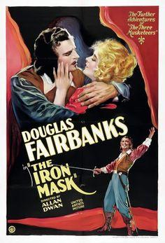 The Iron Mask, 1929