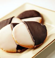 Broadway Basketeers Great Gift Idea! Black and White Gourmet Cookies