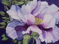 Terry Anstrom - 2013 Virginia Watercolor Society Exhibition Watercolor Peony, Acrylic Flowers, Watercolours, Beautiful Paintings, Oil Paintings, Peonies, Poppy, Art Work, Virginia
