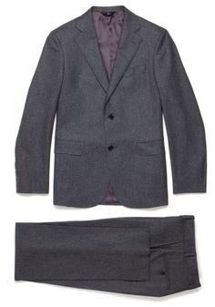 Jack Spade | Business Attire - Southwick Eisley Suit Flannel