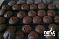 Kakaolu Islak Kurabiye Yapımı 1