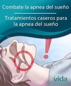 Combate la apnea del sueño.