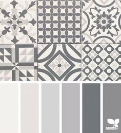 Tiled Tones   Design Seeds