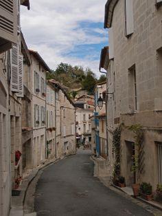 Aubeterre-sur-Dronne, Poitou-Charentes